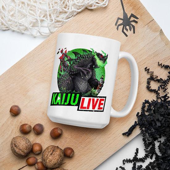 Kaiju Live 15oz Coffee Mug!
