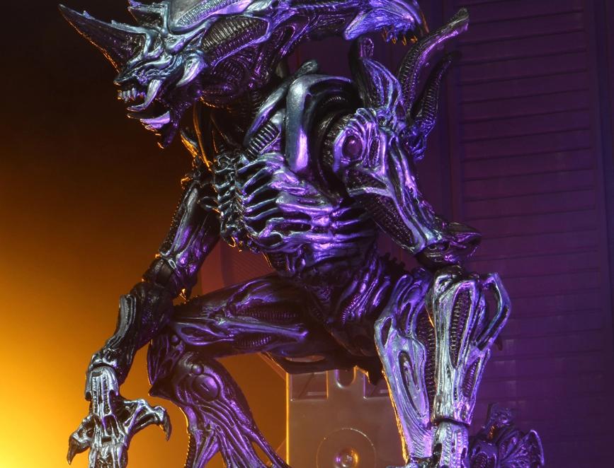 "10"" Ultimate Rhino Alien (Kenner Tribute) Version 2"