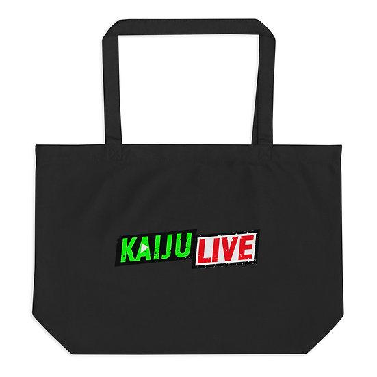 Kaiju Live Tote Bag