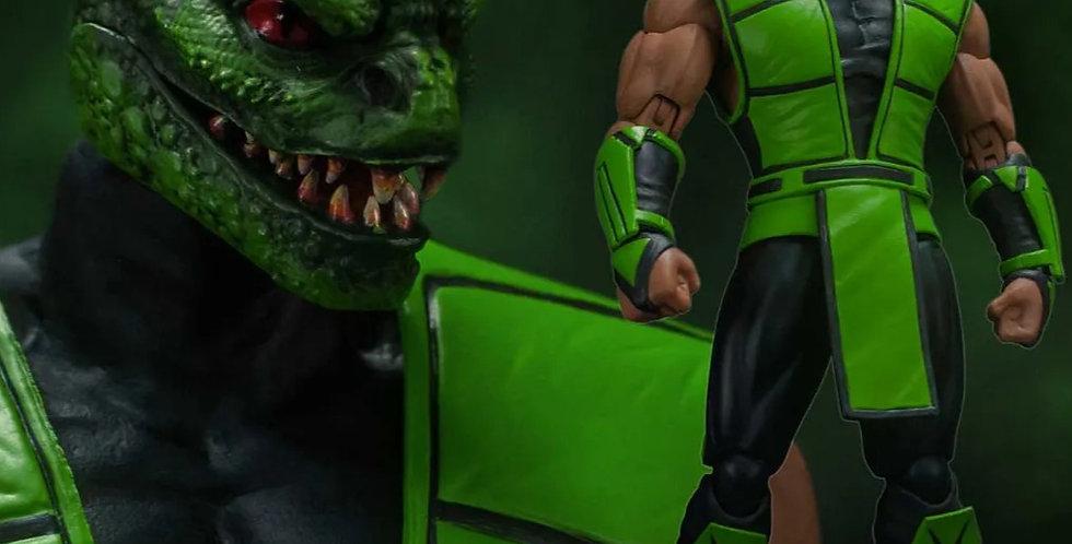 Mortal Kombat VS Series   Reptile 1/12 Scale Figure