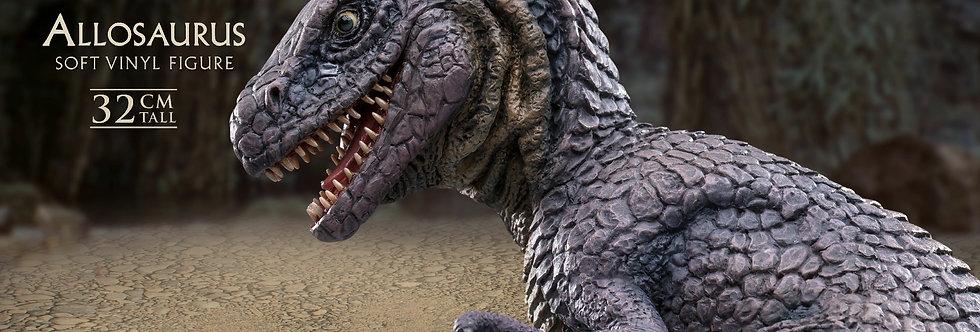 One Million Years B.C. Allosaurus Soft Vinyl