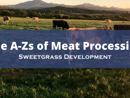"""Watch """"The A-Zs of Meat Processing"""" Today!"""