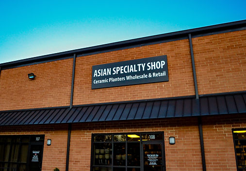 Asian Specialty Storefront