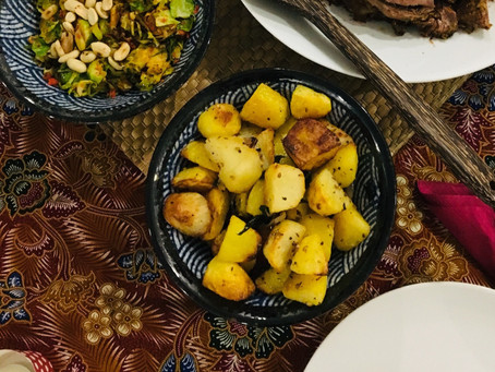 Mamak Roast Potatoes