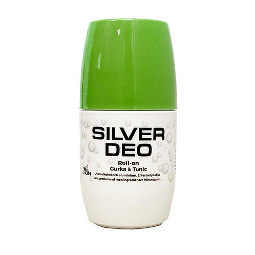Ionosil Silver Deo - Gurka & Tonic