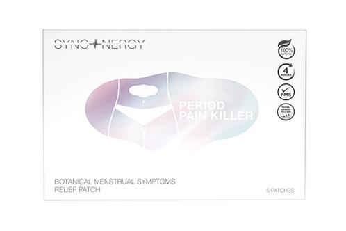 Botanical menstrual Symptoms Relief Patch