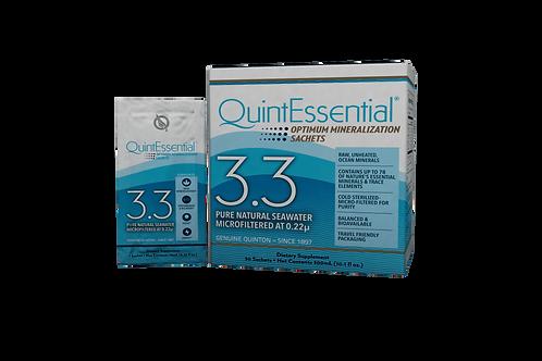 QuintEssential Optimum Mineralization Sachets 3.3 (30 Sachets)