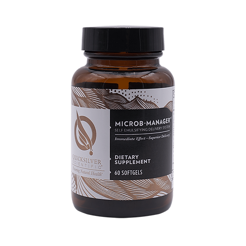Microb-Manager (60 Softgels)