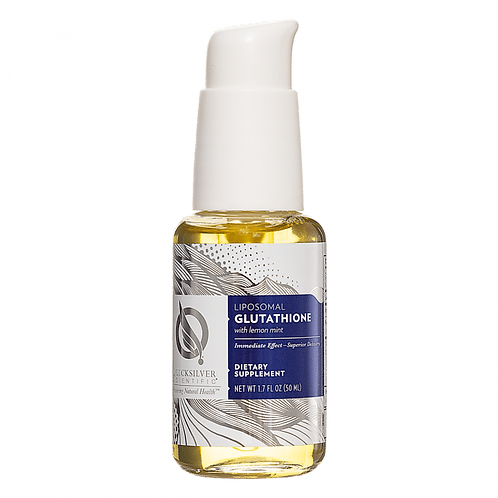 Liposomal Glutathione with Lemon mint