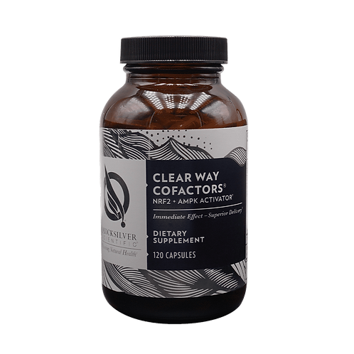 Clear Way Cofactors (120 Capsules)
