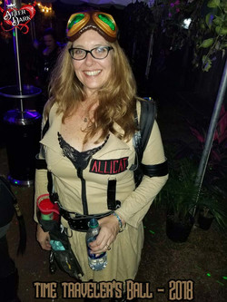 Sexy Ghostbuster