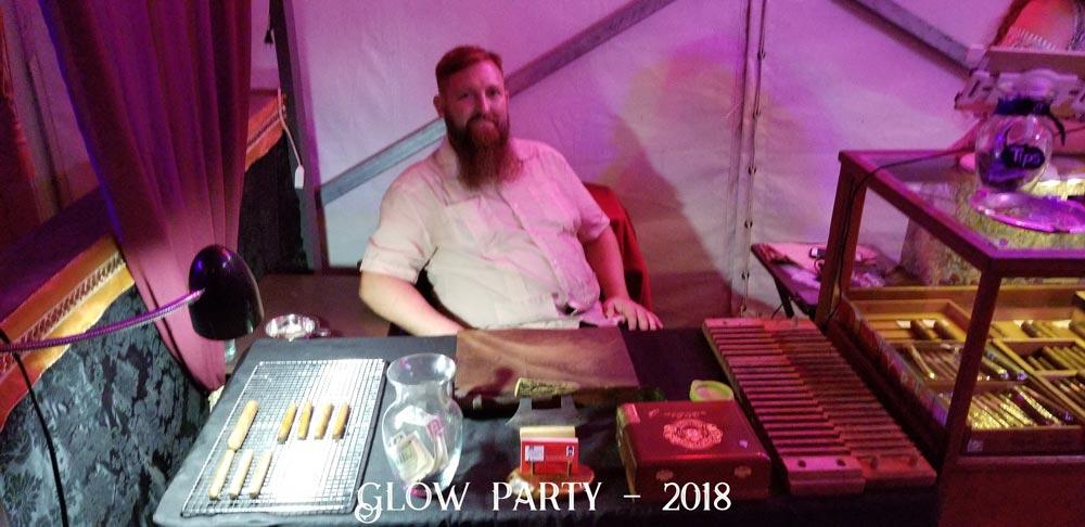 Sat 10/6 Glow Party