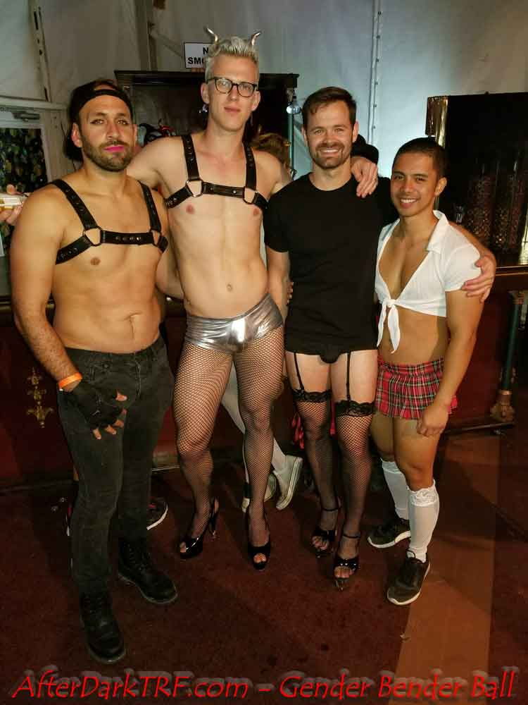 Sat 11/11 Gender Bender Ball