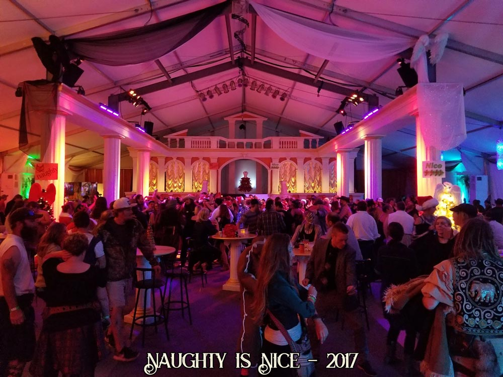 Sat 11/25 Naughty is Nice Ball