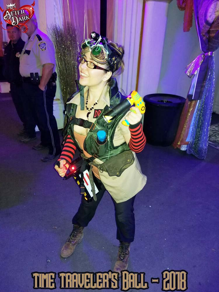 Another Sexy Ghostbuster