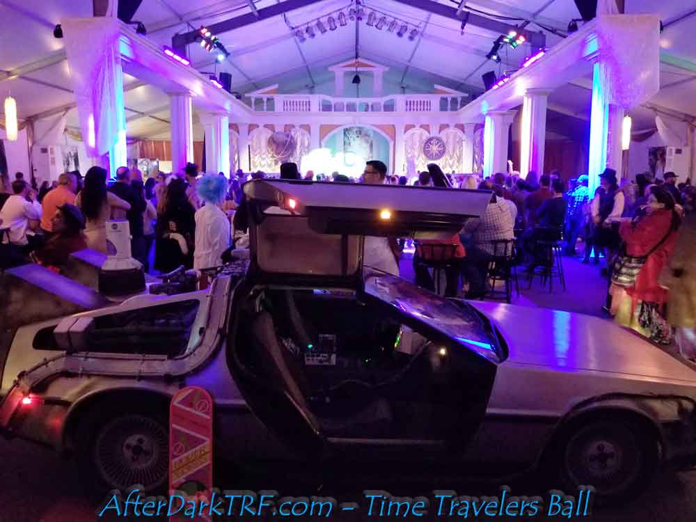 Sat 11/18 Time Traveler's Ball