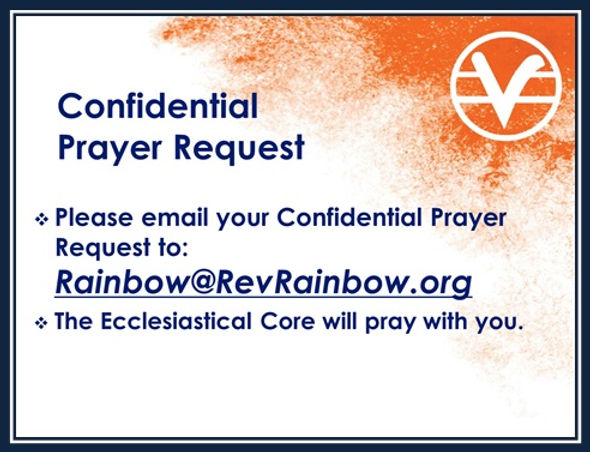 Confidential Prayer Request pray with yo