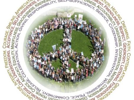 Living Peace Mandala