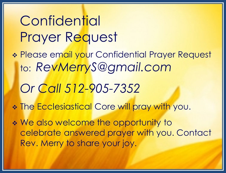 2021 07 25 Confidential Prayer Request with Rev Merry .jpg