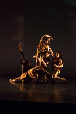Dance of da Vinci