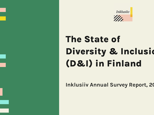The State of D&I in Finland – five main findings from our annual survey