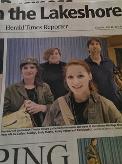 Herald Times Photo. 2014.