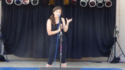 Monologue at Earthfest, 2013