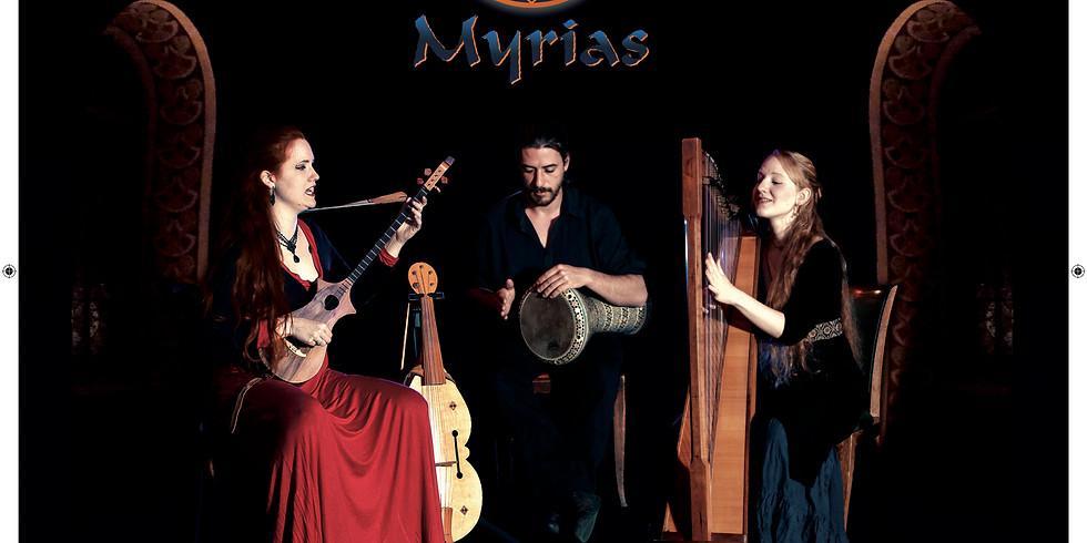 Concert: Myrias