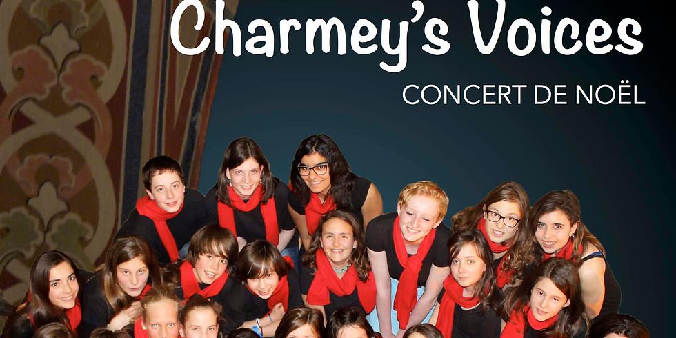 Concert de Noël: Charmey's Voices