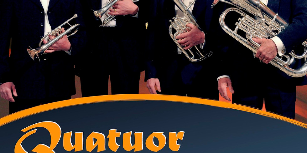Concert de Noël: Quatuor d'Albeuve