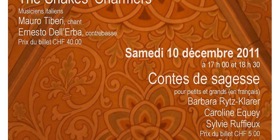 Concerts et contes de Noël