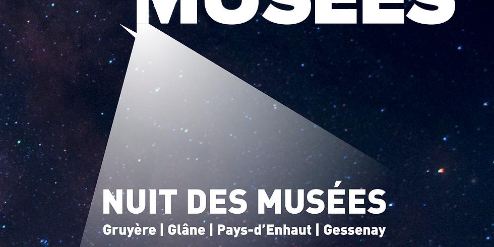 Nuit des Musées 2019: Mystères aux Musées