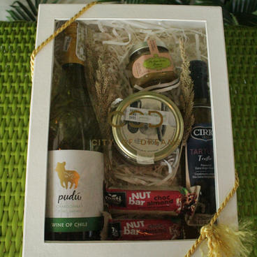 Corporate Giveaway Box