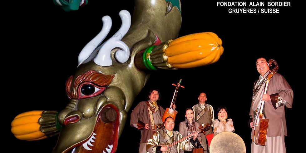 Concert: Egschiglen - Sounds of Mongolia
