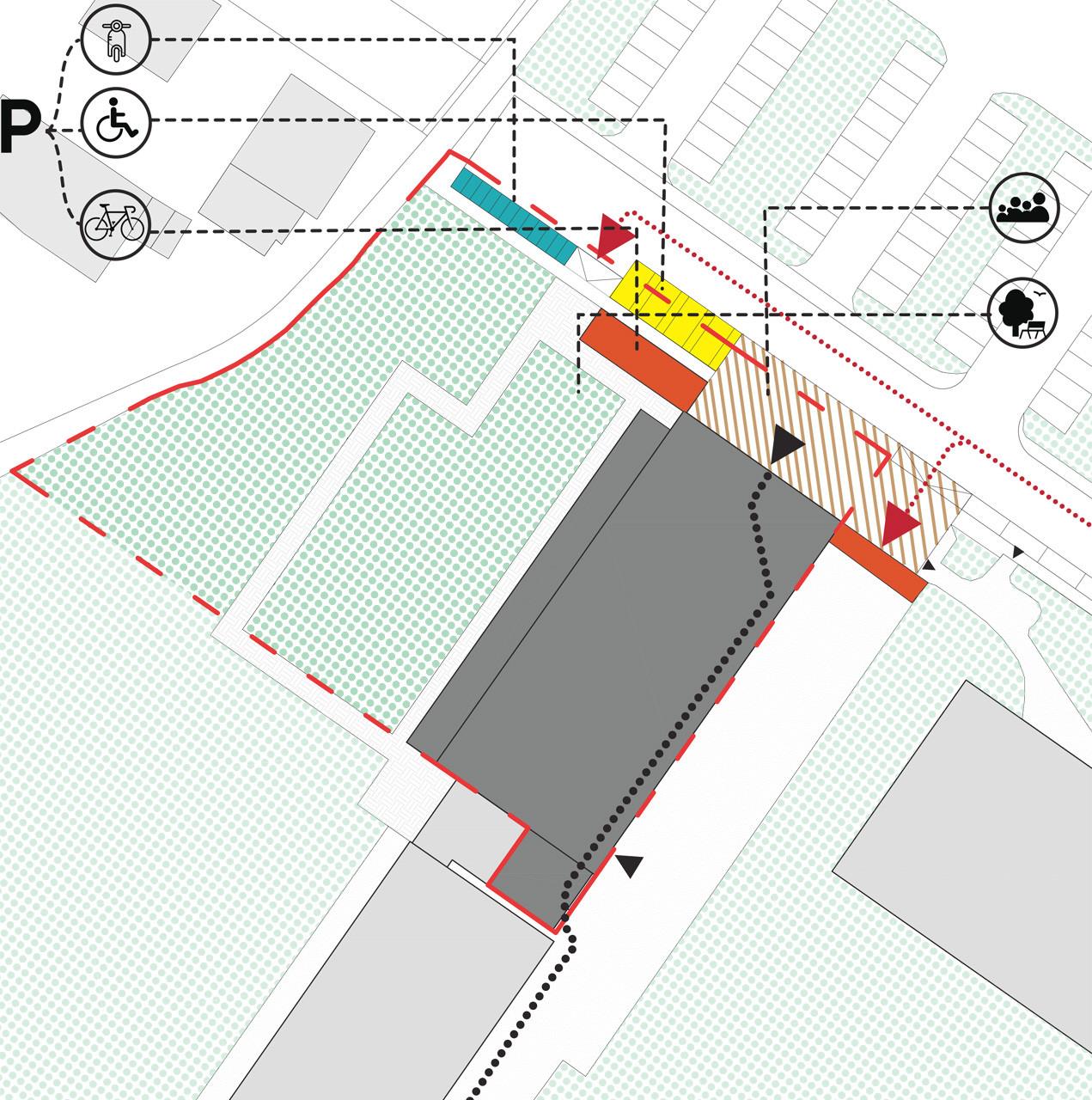 schema urbanistico