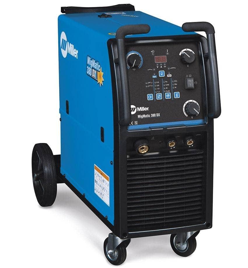 Miller Migmatic -380 מכונת ריתוך מיג