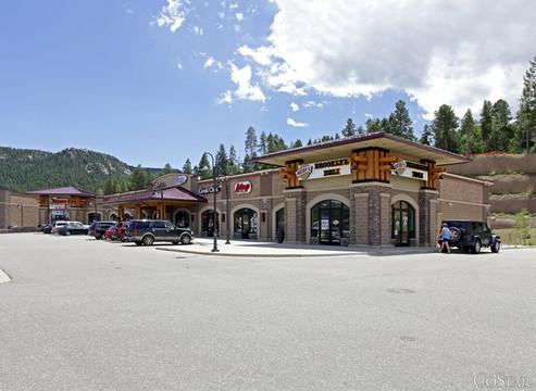 Conifer Shopping Center