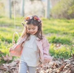 Sessions infantils a l'exterior. Edició primavera