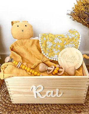 Caja regalo recién nacido