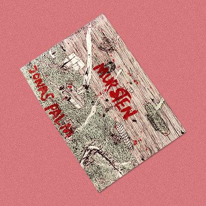 JONAS PALM . MURSTEN . ART BOOK