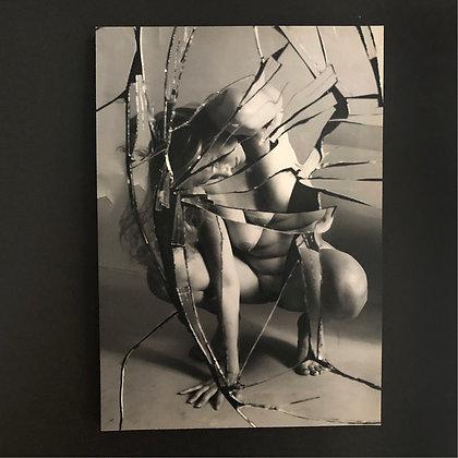 "agnes tine tolbøll . ""moving bodies IX"" . 30x42 . photo print"