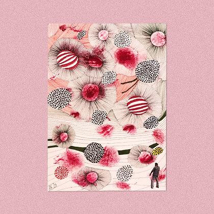 ANNA KOTT . FLOWERS . 21X30