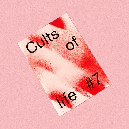 CULTS OF LIFE VOL7 . COLLAGE ZINE