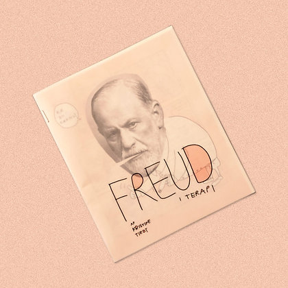 KRISTINE TIEDT . FREUD . GRAPHIC ZINE