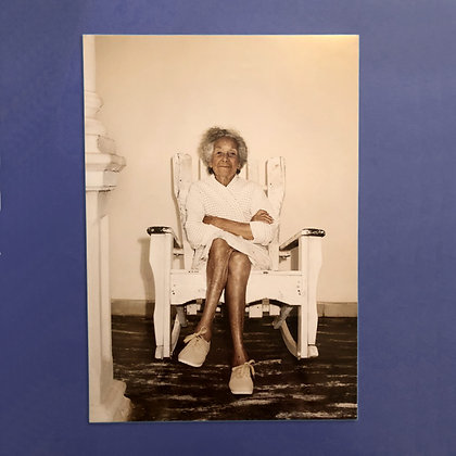 """MORTEN LUNDRUP . """"ROCKING CHAIR"""" . 42X30 . PHOTOGRAPHY"""