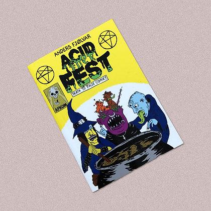 ACID FEST . ANDERS FJØLVAR