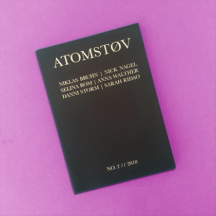 """ATOMSTØV VOL 2"" . MAGAZINE"