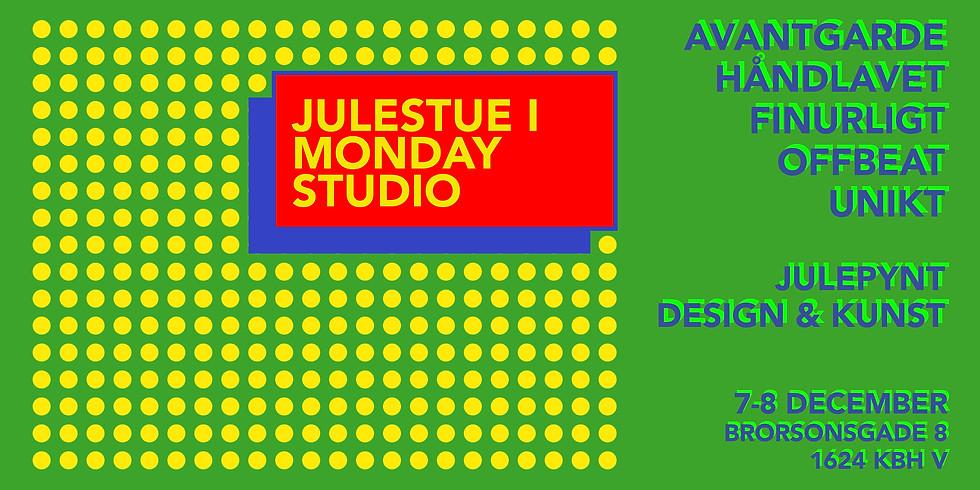 Julestue i Monday Studio