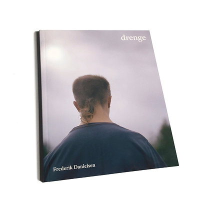 'drenge' . frederik danielsen . photo novel book