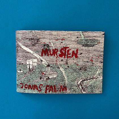 'mursten' . jonas palm . art book